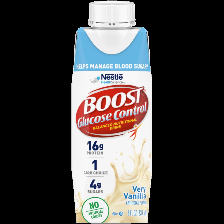 <span>BOOST Glucose Control® (Retail)</span>