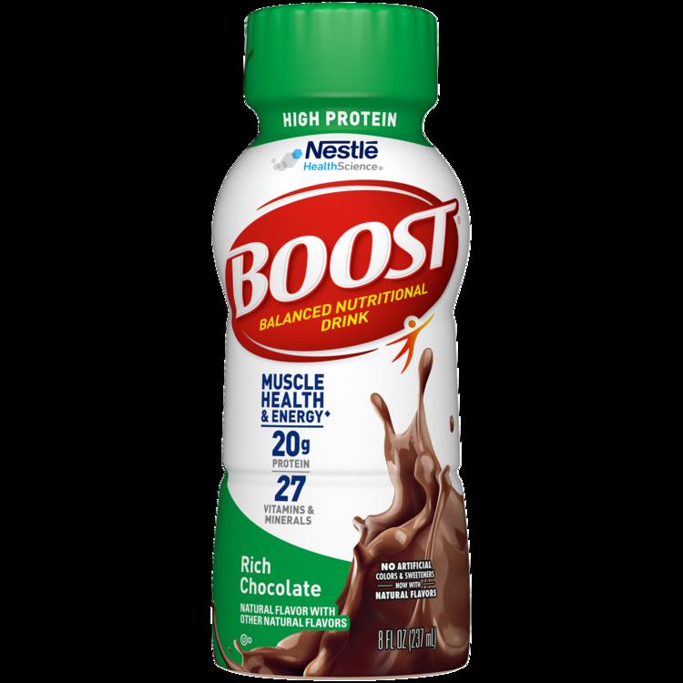 <span>BOOST® High Protein (Retail)</span>