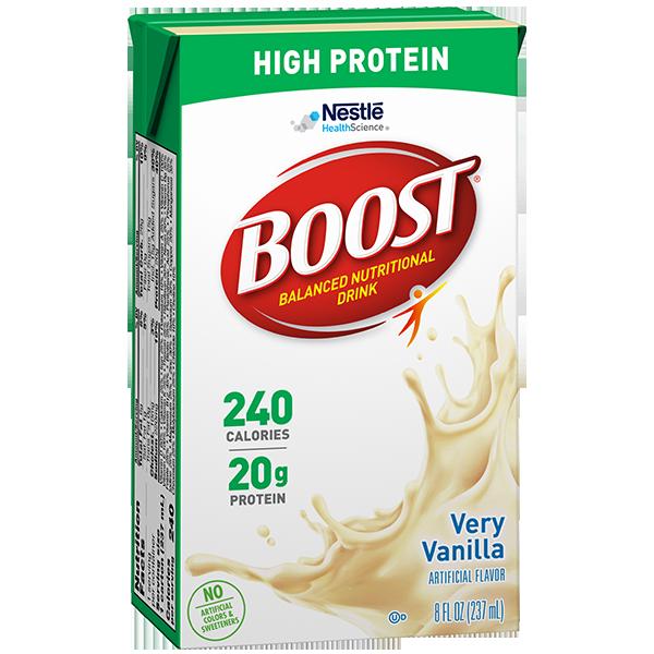 <span>BOOST® High Protein</span>