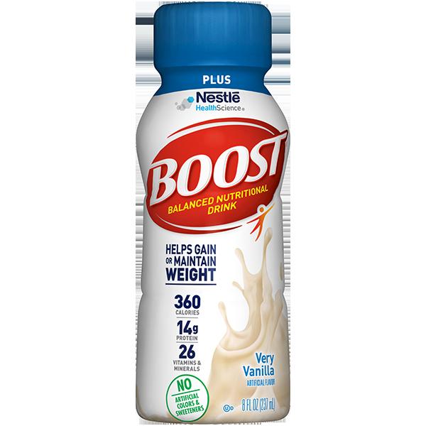 <span>BOOST Plus® (Retail)</span>