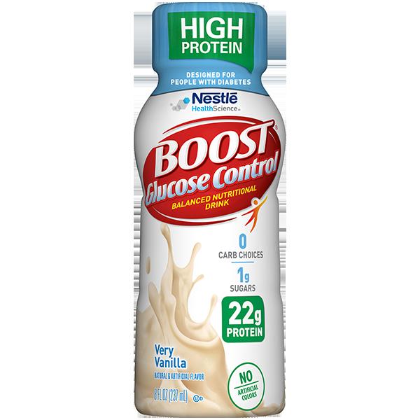 Boost Glucose Control® High Protein