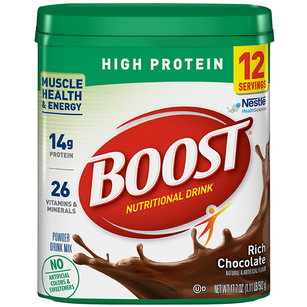 Boost® High Protein Nutritional Drink Mix