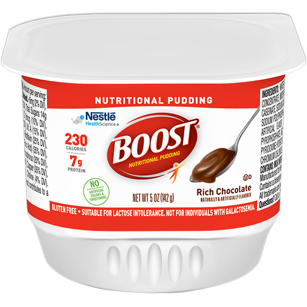 Boost® Nutritional Pudding