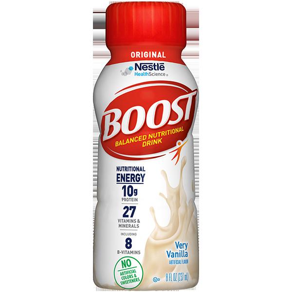 BOOST® Original (CC)