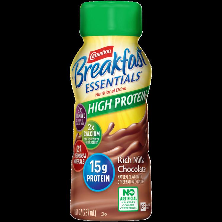 Carnation Breakfast Essentials® High Protein Nutritional Drink