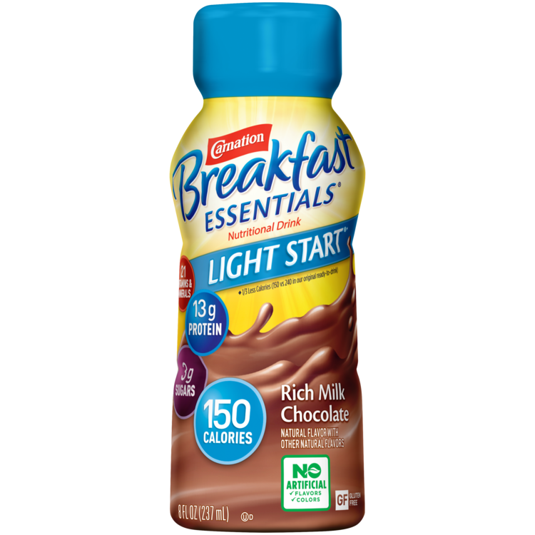 Carnation Breakfast Essentials® Light Start® Nutritional Drink