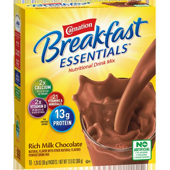 Carnation Breakfast Essentials® Nutritional Drink Mix
