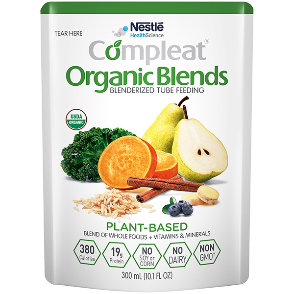 Compleat® Organic Blends Plant-Based