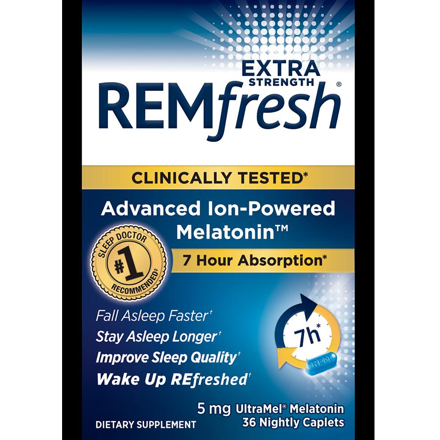 REMfresh® Extra Strength 5 mg