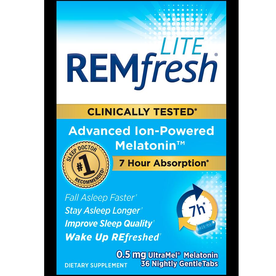 REMfresh® Lite 0.5mg